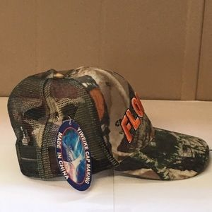 Accessories - Florida Ball Hat Camouflaged Adjustable Fit SEC b6016e33dc7
